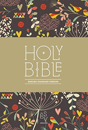 Holy Bible: Esv Anglicised Compact