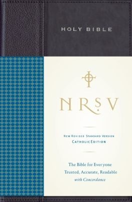 Holy Bible, Anglicized Text-Nrsv