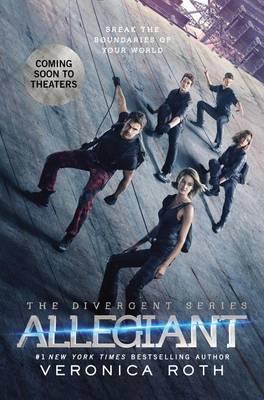 Allegiant Movie Tie-In Edition