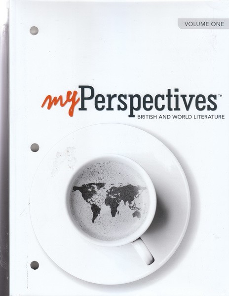 My Perspectives English Language Arts 2017 Student Grade 12 Volumes 1 & 2
