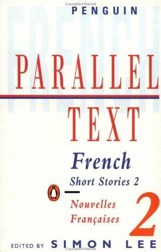 French Short Stories: Nouvelles Francaises: V. 2