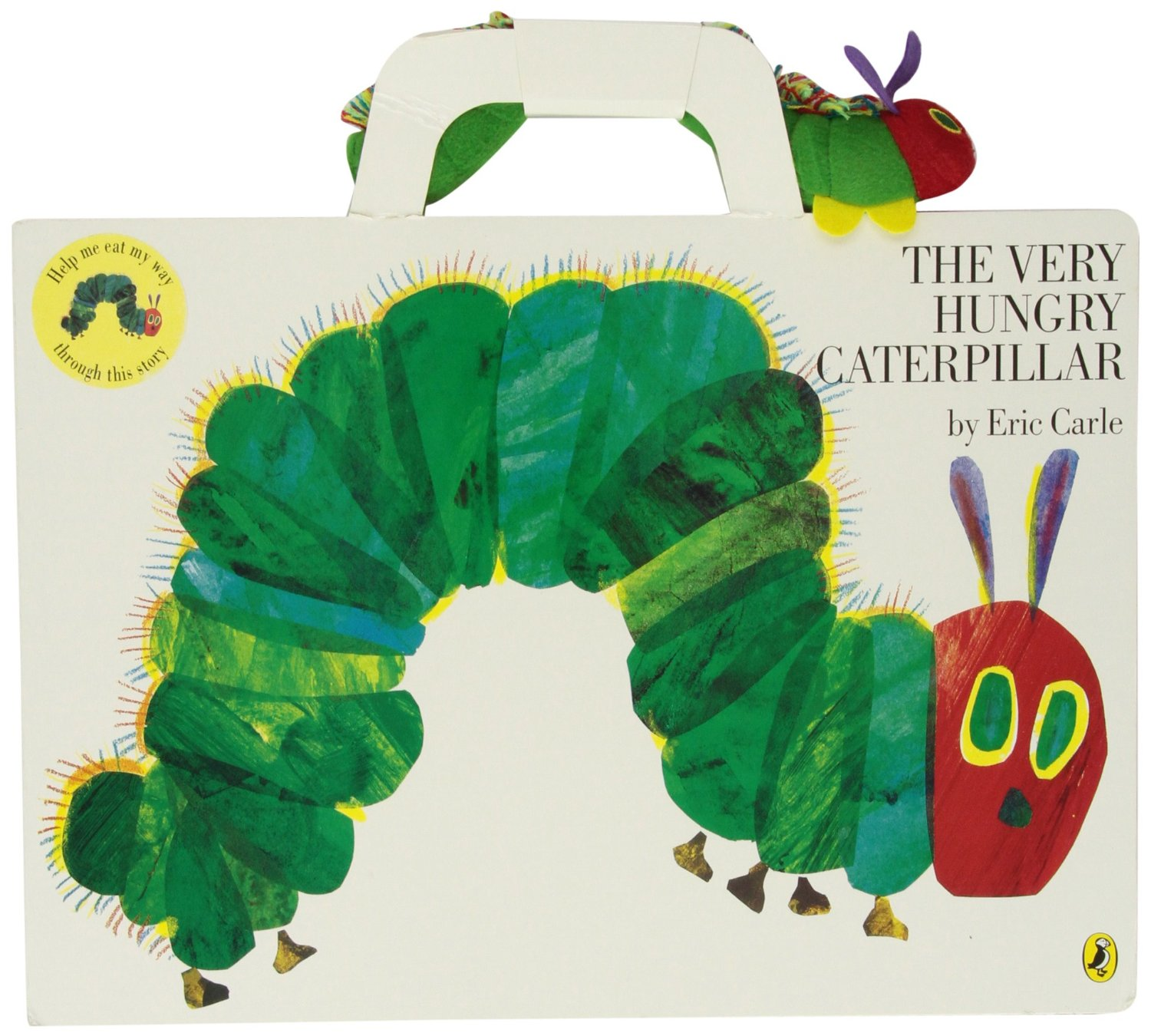 Very Hungry Caterpillar, The: Giant Board Book