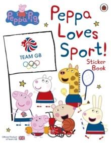 Peppa Pig: Peppa Loves Sport! Sticker Book