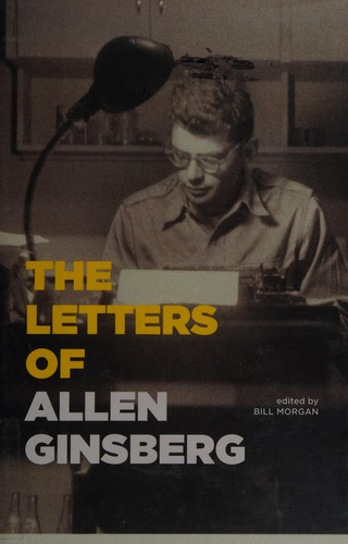 Letters Of Allen Ginsberg, The