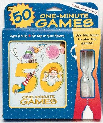 50 One-Minute Games