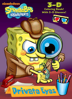 Private Eyes (SpongeBob SquarePants) (3-D Book)