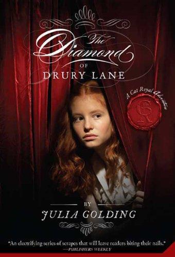 The Diamond Of Drury Lane (A Cat Royal Adventure)