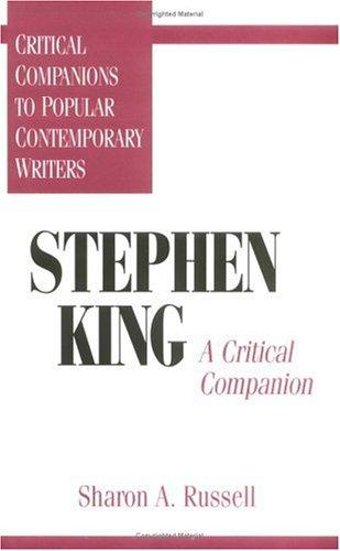 the writing family of stephen king mcaleer patrick