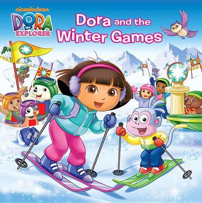 DORA AND THE WINTER GAMES-8X8