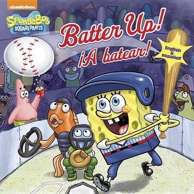 BATTER UP!/?A BATEAR!