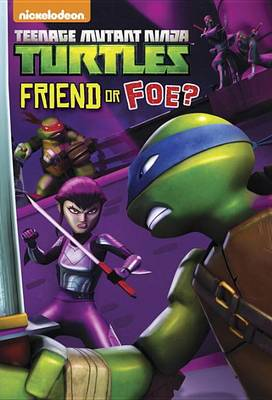 FRIEND OR FOE? - JR. NOVEL