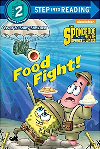 Spongebob Movie Tie-In Deluxe Step Into Reading (Spongebob Squarepants)