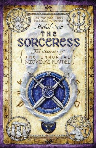 The Sorceress (The Secrets Of The Immortal Nicholas Flamel)