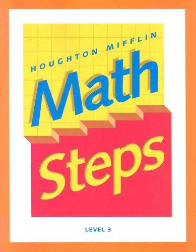 Math Steps: Level 3