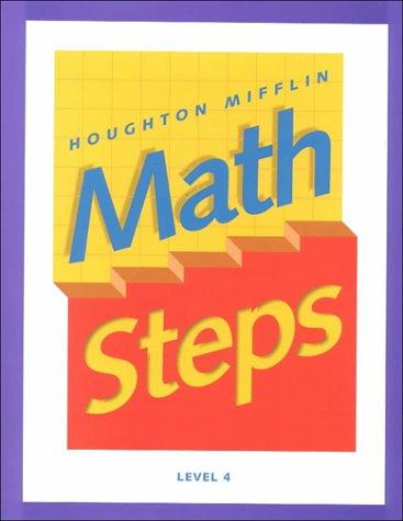 Math Steps: Level 4