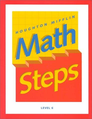 Math Steps: Level 6