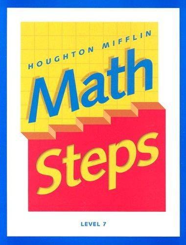 Math Steps Level 7