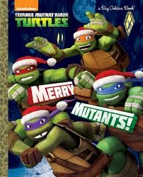 Merry Mutants! (Teenage Mutant Ninja Turtles)