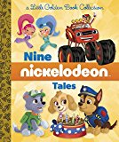 Nine Nickelodeon Tales (Nickelodeon) (Little Golden Book Treasury)