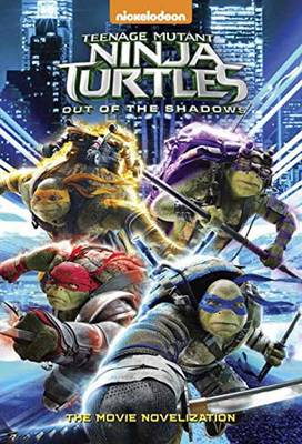 TMNT: OUT OF THE SHADOWS-JR. N