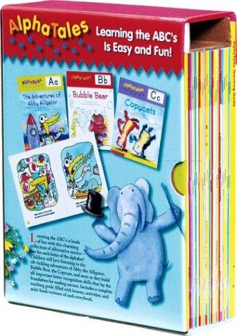 Alpha Tales Learning Library (Set)