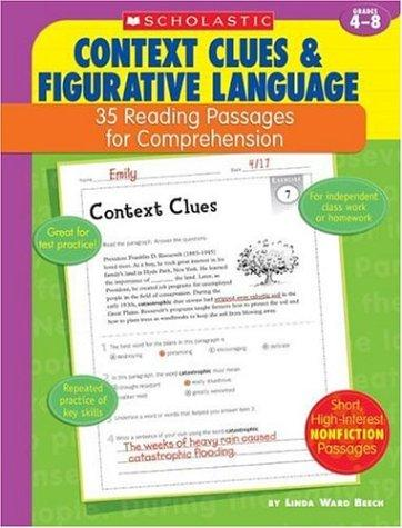 Context Clues & Figurative Language: 35 Reading Passages For Comprehension