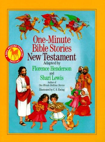 One-Minute Bible Stories N/T