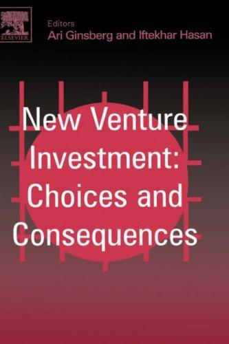 New Venture Investment
