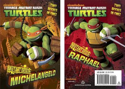MUTANT ORIGIN: MICHELANGELO/RA