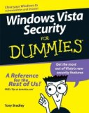 Windows Vista Security For Dummies (For Dummies (Computer/Tech))