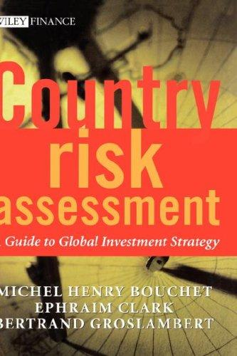 Antoineonline com : Country Risk Assessment: A Guide to