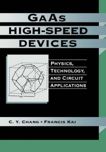 Gaas High-Speed Devices