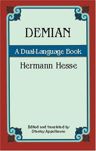 Demian: A Dual-Language Book (Dover Thrift Editions)