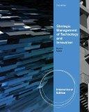 Strategic Management Of Technology And Innovation. Garry D. Bruton, Margaret A. White