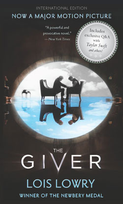 The Giver. Movie Tie-In