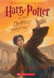 Harry Potter And The Deathly Hallowsharry Potter And The Deathly Hallows Book 7-8