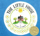 The Little House Board Book