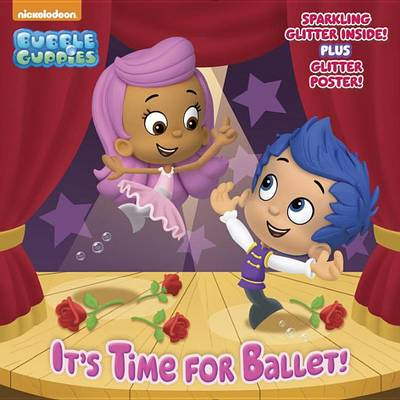 IT S TIME FOR BALLET! - 8X8