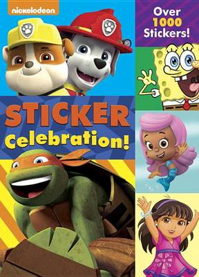 Sticker Celebration! (Nickelodeon)