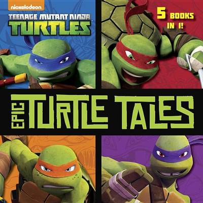 EPIC TURTLE TALES - 8X8 COLLEC