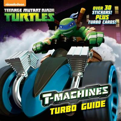 T-MACHINES TURBO GUIDE - 8X8