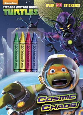 Cosmic Chaos! (Teenage Mutant Ninja Turtles)
