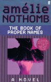 Book Of Proper Names, The