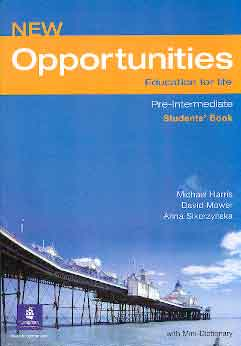 Opportunities Global Pre-Intermediate Students' Book (Opportunities)