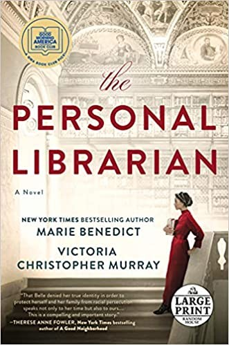 The Personal Librarian (EXPORT EDITION)