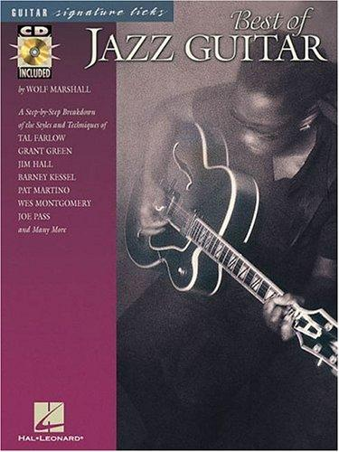 Best Of Jazz Guitar (Signature Licks) - With Cd