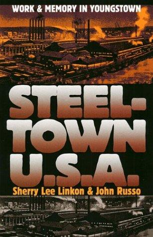 Steeltown Usa: Work And Memory In Youngstown (Cultureamerica)