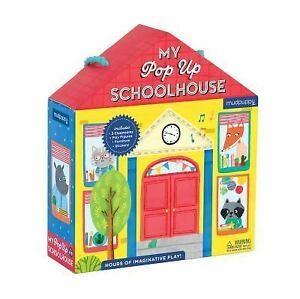 My Pop Up Schoolhouse