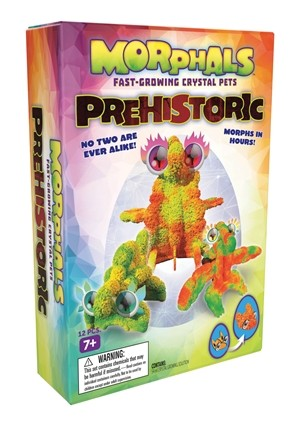 Morphals Prehistoric