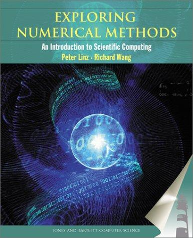 Antoineonline com : Exploring numerical methods: an introduction to